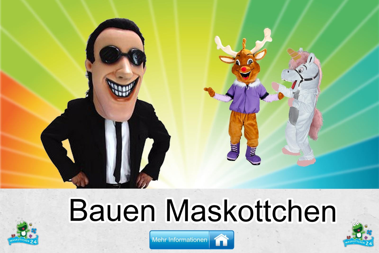 Das Motto Maskottchen Kostüm kaufen, günstige Produktion und Herstellung.