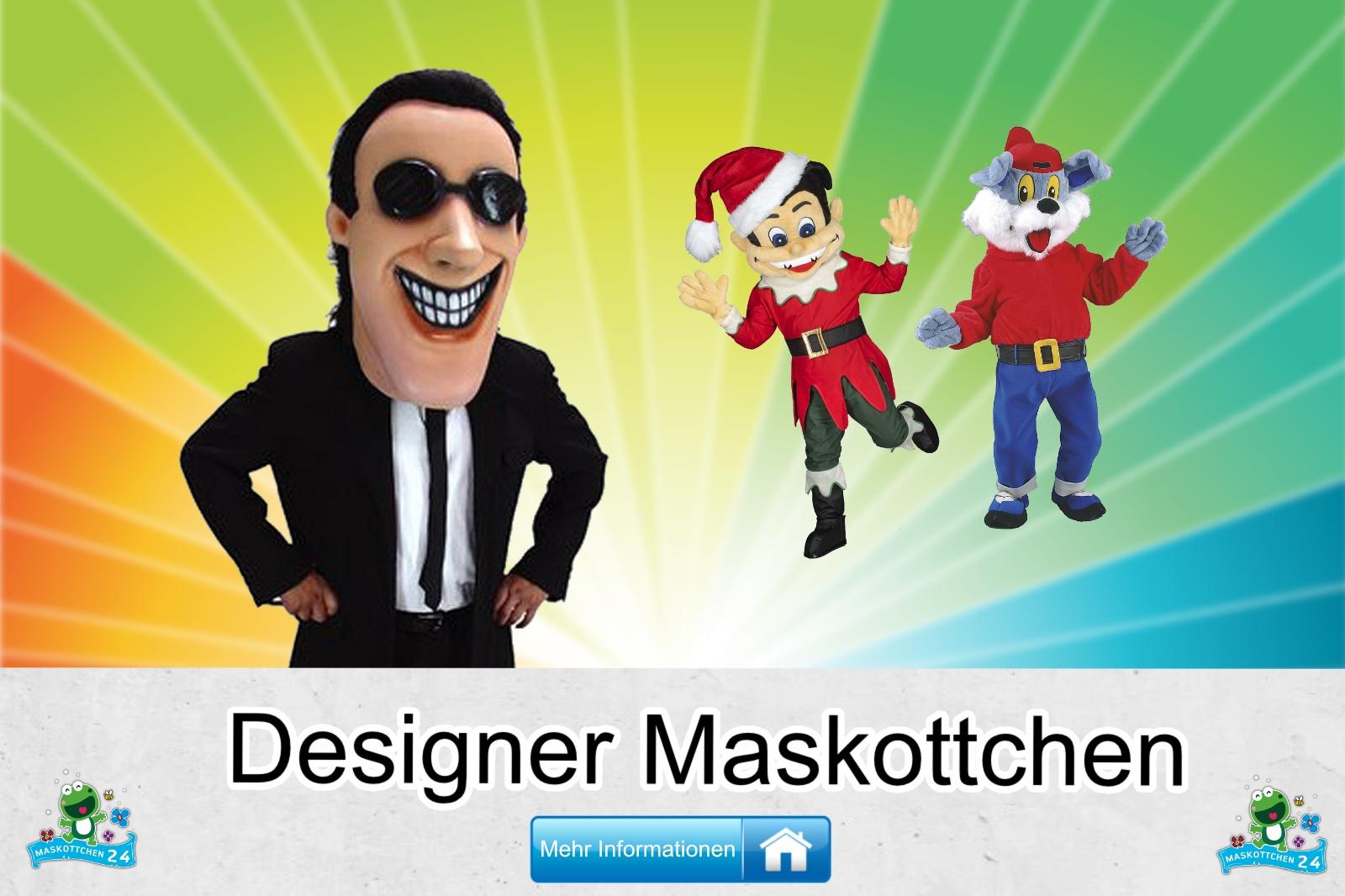 Designer Maskottchen Kostüm kaufen