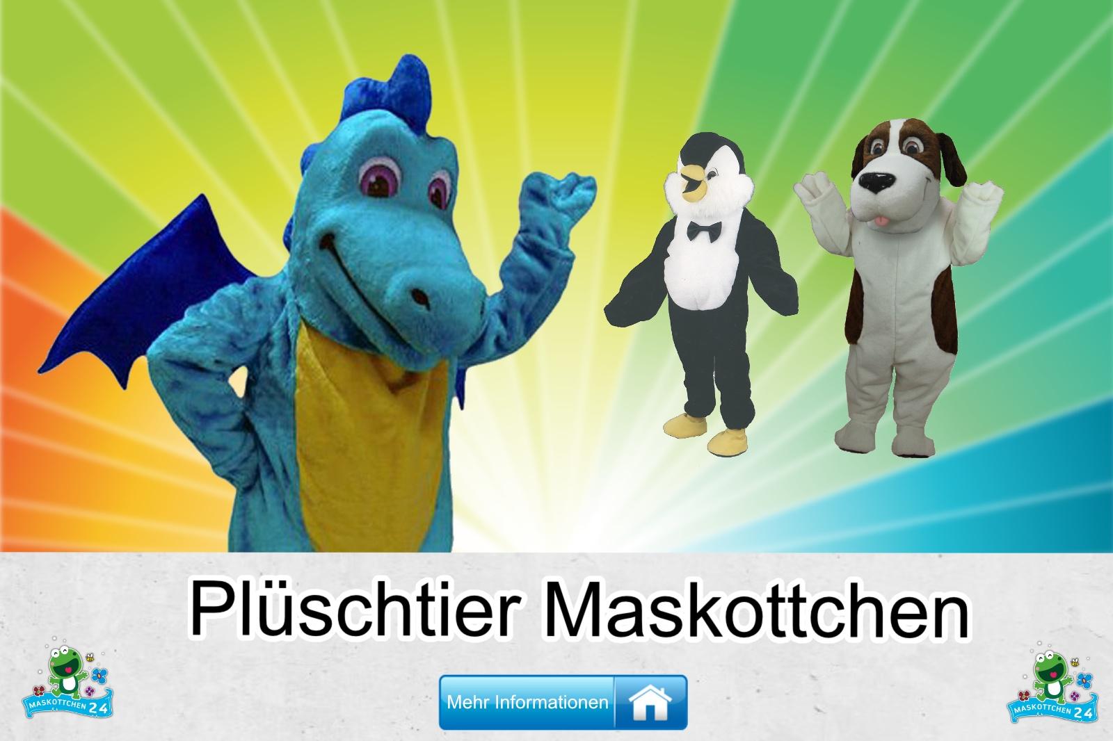 Plüschtier Maskottchen Kostüm kaufen
