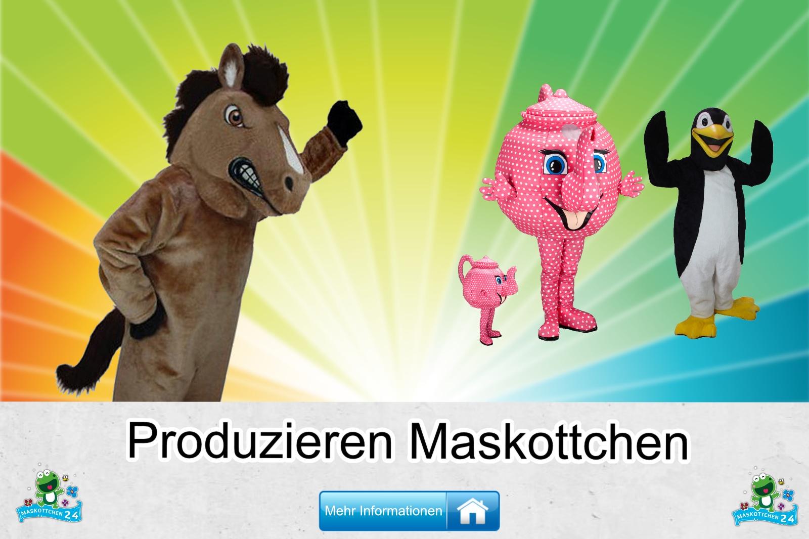 Produzieren Maskottchen Kostüm kaufen