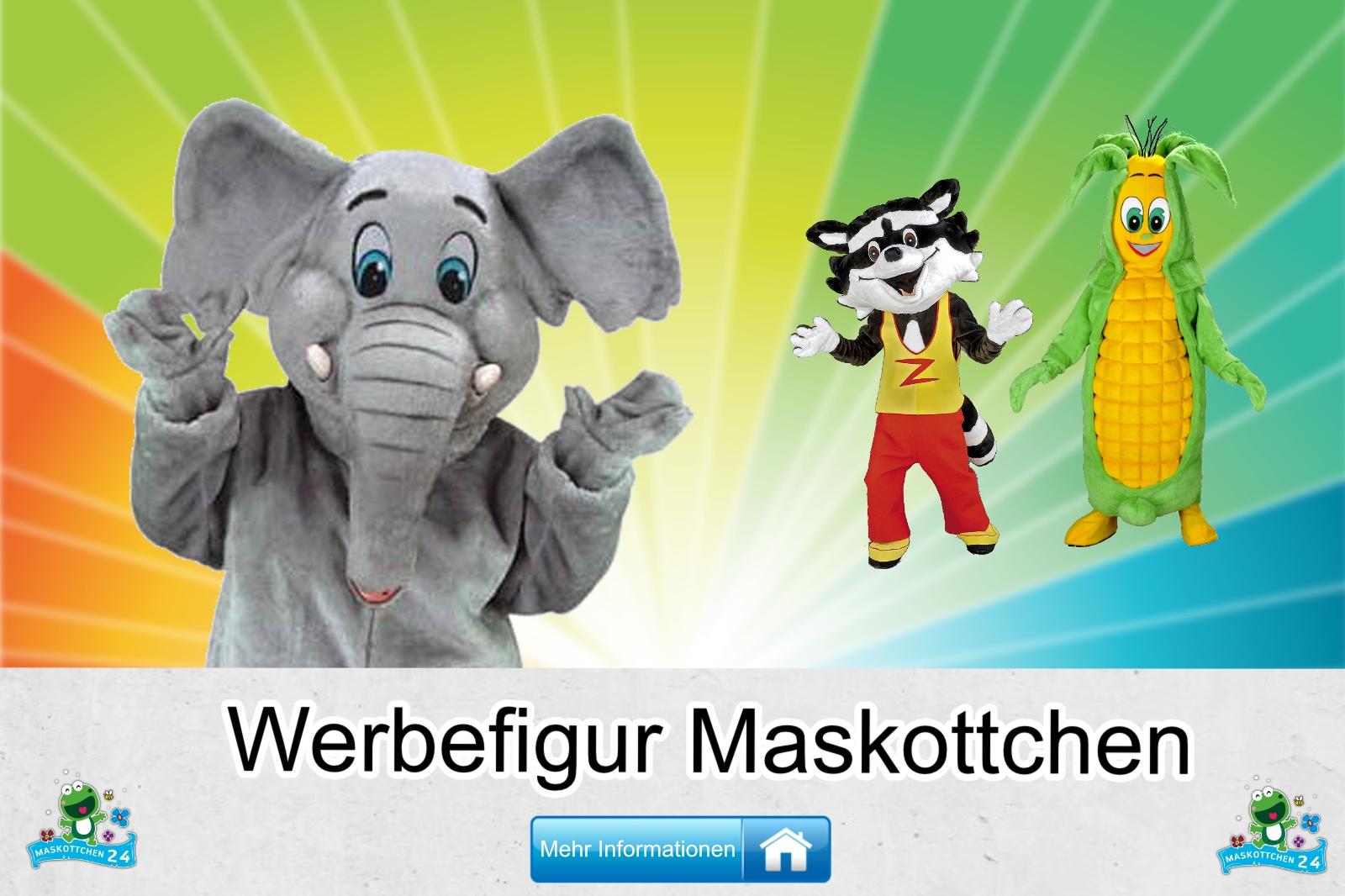 Werbefigur Maskottchen Kostüm kaufen